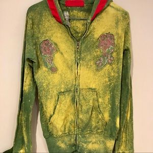 Tops - Thermal hooded jacket